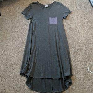 Lularoe XS Carly swing dress